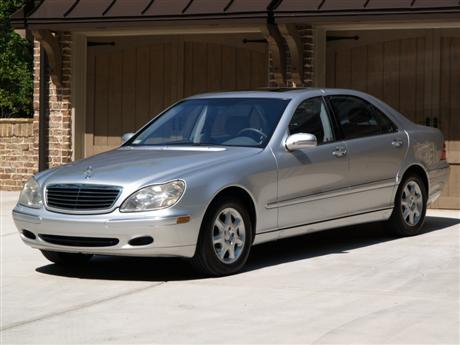2002 Mercedes Benz S430 Premium Luxury Sedan G E A R S