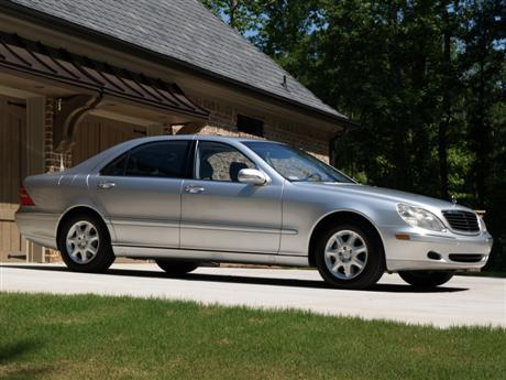 2002 mercedes benz s430 premium luxury sedan g e a r s for 2002 mercedes benz s430