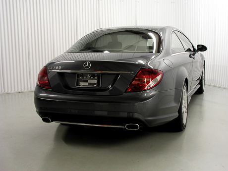 2007 mercedes benz cl550 amg coupe piii nightvision g e for Tele aid mercedes benz